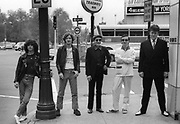 Squeeze with Jools Holland - USA tour 1978