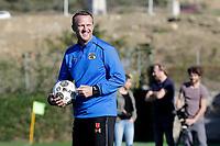 coach *John van den Brom* of AZ Alkmaar,