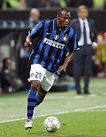 "Milano 02/10/2007 Stadio ""Giuseppe Meazza""<br /> Champions League<br /> Group G - Matchday 2 -Inter Psv (2-0)<br /> David Suazo (Inter)<br /> Foto Luca Pagliaricci Insidefoto"