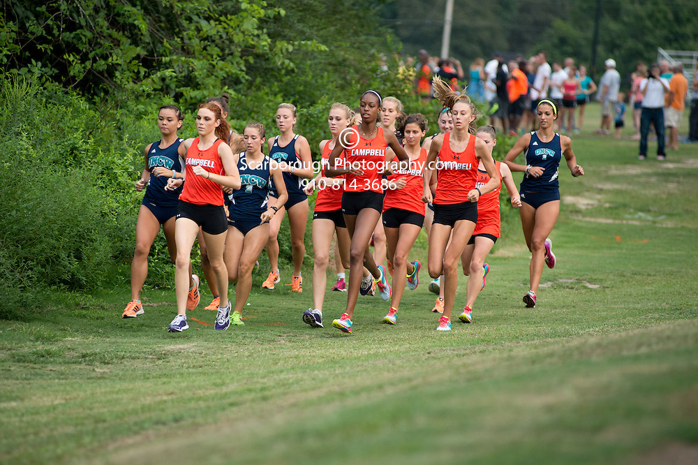 2015 Campbell University Cross Country