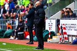 Rotherham United manager Paul Warne - Mandatory by-line: Ryan Crockett/JMP - 26/01/2019 - FOOTBALL - Aesseal New York Stadium - Rotherham, England - Rotherham United v Leeds United - Sky Bet Championship