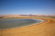 Timna park Lake, Arava, Israel