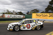 James Courtney in the Jim Beam Racing Falcon during the Norton 360 Sandown Challenge held at the Sandown International Motor Raceway, Victoria on Sunday 2nd August. 2009 V8 Supercar Series Rounds 13 and 14. Photo © Clay Cross/PHOTOSPORT