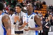 DESCRIZIONE : Eurocup 2014/15 Last32 Dinamo Banco di Sardegna Sassari -  Banvit Bandirma<br /> GIOCATORE : Rakim Sanders<br /> CATEGORIA : Postgame Ritratto Delusione<br /> SQUADRA : Dinamo Banco di Sardegna Sassari<br /> EVENTO : Eurocup 2014/2015<br /> GARA : Dinamo Banco di Sardegna Sassari - Banvit Bandirma<br /> DATA : 11/02/2015<br /> SPORT : Pallacanestro <br /> AUTORE : Agenzia Ciamillo-Castoria / Claudio Atzori<br /> Galleria : Eurocup 2014/2015<br /> Fotonotizia : Eurocup 2014/15 Last32 Dinamo Banco di Sardegna Sassari -  Banvit Bandirma<br /> Predefinita :