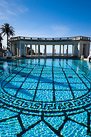 Neptune Pool / Hearst Castle, San Simeon, California