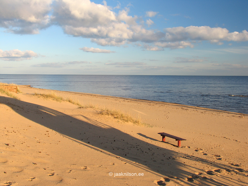 Kauksi Beach, Lake Peipsi, Estonia, Europe