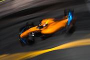 May 23-27, 2018: Monaco Grand Prix. Stoffel Vandoorne (BEL), McLaren Renault, MCL33