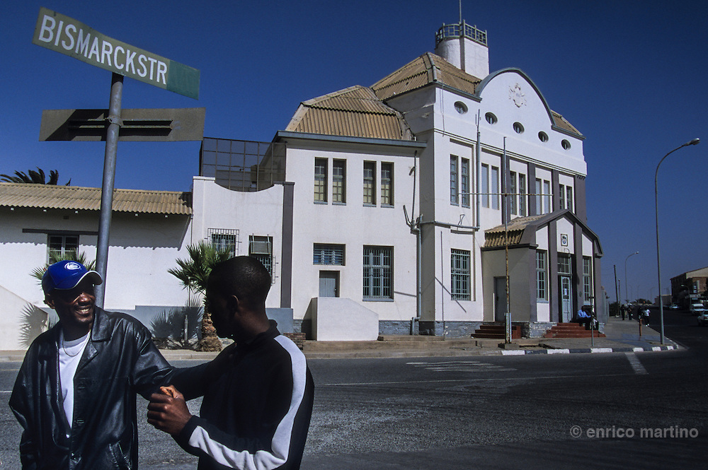 In 1883 Adolf Luderitz, from Bremen, buyed Angra Pequena from the local Nama chief. The village began as trading post. In 1909, after the discovery of diamonds in tjis area, Luderitz enjoyed alot of prosperity. Today the diamonds are foundly elsewhere and this city lost a lot of interest.The town is known for its German colonial architecture Art Nouveau.