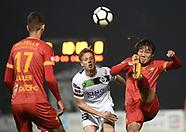 AFC Tubize v OH Leuven - 13 October 2017