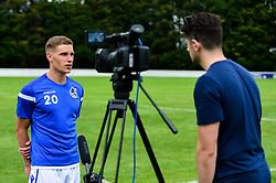 Gavin Reilly - Ryan Hiscott/JMP - 06/07/2019 - SPORT - Yate Town - Yate, England - Yate Town v Bristol Rovers - Pre Season Friendly
