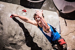 ONDRA Adam of CZE during Finals IFSC World Cup Competition in sport climbing Kranj 2019, on September 29, 2019 in Arena Zlato polje, Kranj, Slovenia. Photo by Peter Podobnik / Sportida
