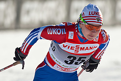 05.01.2011, Nordic Arena, Toblach, ITA, FIS Cross Country, Tour de Ski, Qualifikation Sprint Women and Men, im Bild Svetlana Bochkareva (RUS, #35). EXPA Pictures © 2011, PhotoCredit: EXPA/ J. Groder