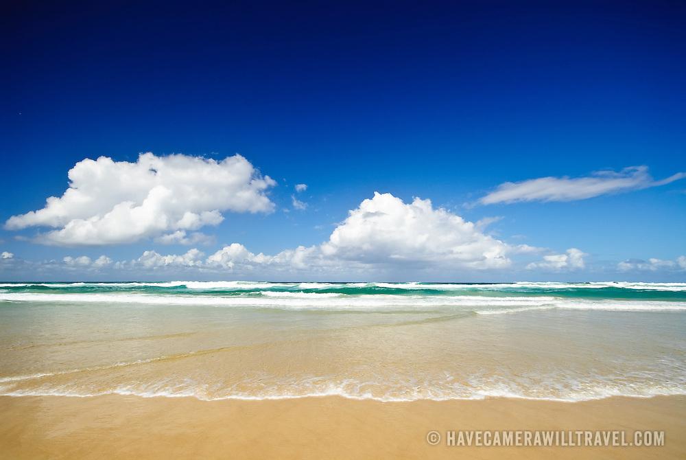 Beach at Surfers' Paradise