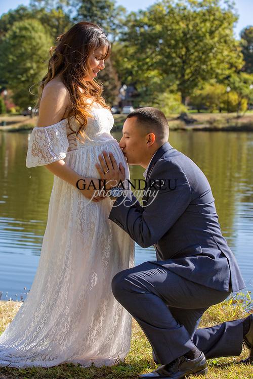 Maternity Photoshoot - Verona Park, NJ