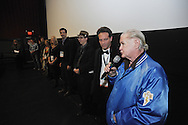 Paul McLeod, owner of Graceland Too, attends the 11th annual Oxford Film Festival, at the Oxford Malco Commons, in Oxford, Miss. on Friday, February 7, 2014.