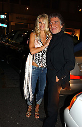 PAMELA ANDERSON and ROBERTO CAVALLI<br />