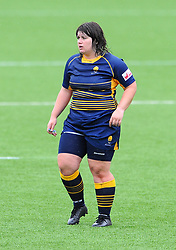 Maddy Escott of Worcester Valkyries - Mandatory by-line: Nizaam Jones/JMP - 22/09/2018 - RUGBY - Sixways Stadium - Worcester, England - Worcester Valkyries v Richmond Women - Tyrrells Premier 15s