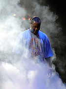 Rapper T-Pain performs as part of the Screamfest 2007 tour stop at Madison Square Garden on Wednesday, August 22, 2007 in New York.