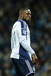 West Bromwich Albion's Victor Anichebe - Photo mandatory by-line: Dougie Allward/JMP - Mobile: 07966 386802 - 02/12/2014 - SPORT - Football - West Bromwich - The Hawthorns - West Bromwich Albion v West Ham United - Barclays Premier League