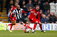 Grimsby Town v Crawley Town 18/03/2017