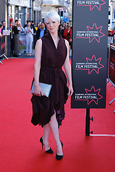 Edinburgh International Film Festival 2019<br /> <br /> Boyz In The Wood (European Premiere)<br /> <br /> Stars and guests arrive on the red carpet for the opening gala<br /> <br /> Pictured: Shauna MacDonald <br /> <br /> Alex Todd | Edinburgh Elite media