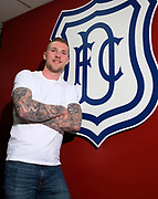 Dundee FC new signing, goalkeeper Jack Hamilton pictured at Dens Park, Dundee: <br /> <br /> Picture by David Young -