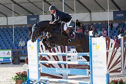 Boerekamps Arnold (NED) - SLI Chacco Boy<br /> KWPN Paardendagen - Ermelo 2012<br /> © Dirk Caremans