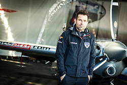 25.10.2014, Red Bull Ring, Spielberg, AUT, Red Bull Air Race, im Bild Hannes Arch, (AUT) während das Hangar Walks // during the Red Bull Air Race Championships 2014 at the Red Bull Ring in Spielberg, Austria, 2014/10/25, EXPA Pictures © 2014, PhotoCredit: EXPA/ M.Kuhnke