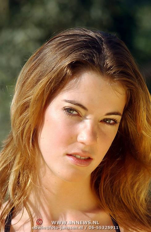Miss Nederland 2003 reis Turkije, Miss Zuid Holland, Marlinde Verhoeff