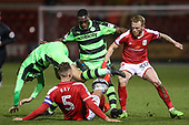 Crewe Alexandra v Forest Green Rovers 200318