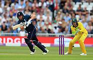 England v Australia - Third ODI - 19 June 2018