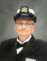 Carole Falcone - Commodore of the Metropolitan Yacht Club - Braintree MA