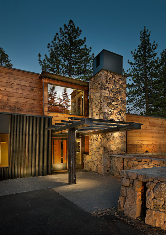 Martis Camp Residence.Faulkner Architects