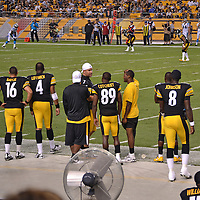Pittsburgh Steelers vs Carolina Panthers