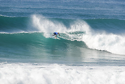 October 12, 2017 - Adrian Buchan of Australia advanced directly to Round Three of the 2017 Quiksilver Pro France after winning Heat 12 of Round One at Hossegor. (Credit Image: © WSL via ZUMA Press)