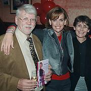 Boekpresentatie Daphne Deckers, Daphne Deckers met haar ouders