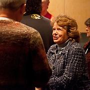 Fundraiser for Democratic legislator Judy Morgan, Missouri 24th District House Representative.