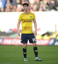 Callum O'Dowda of Oxford United - Mandatory byline: Alex James/JMP - 10/01/2016 - FOOTBALL - Kassam Stadium - Oxford, England - Oxford United v Swansea City - FA Cup Third Round