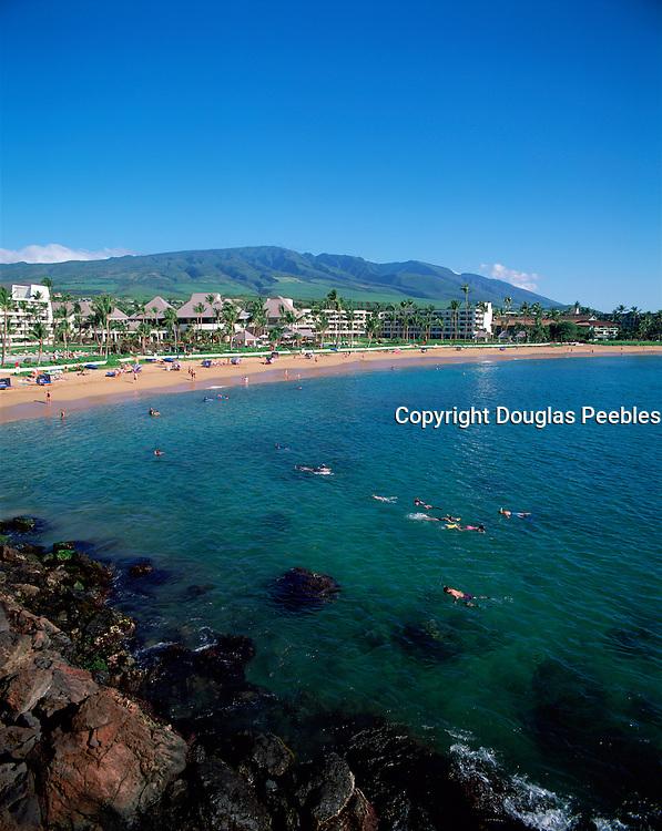 Kaanapali, Maui, Hawaii, USA<br />