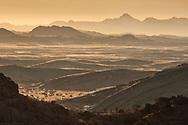 Africa, Namibia, Damaraland, Namib,  Movani, Desertscape