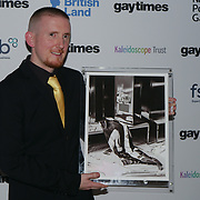 London Lighthoues award go to GMFA - Ian Howley of the Gay Times Honours on 18th November 2017 at the National Portrait Gallery in London, UK.