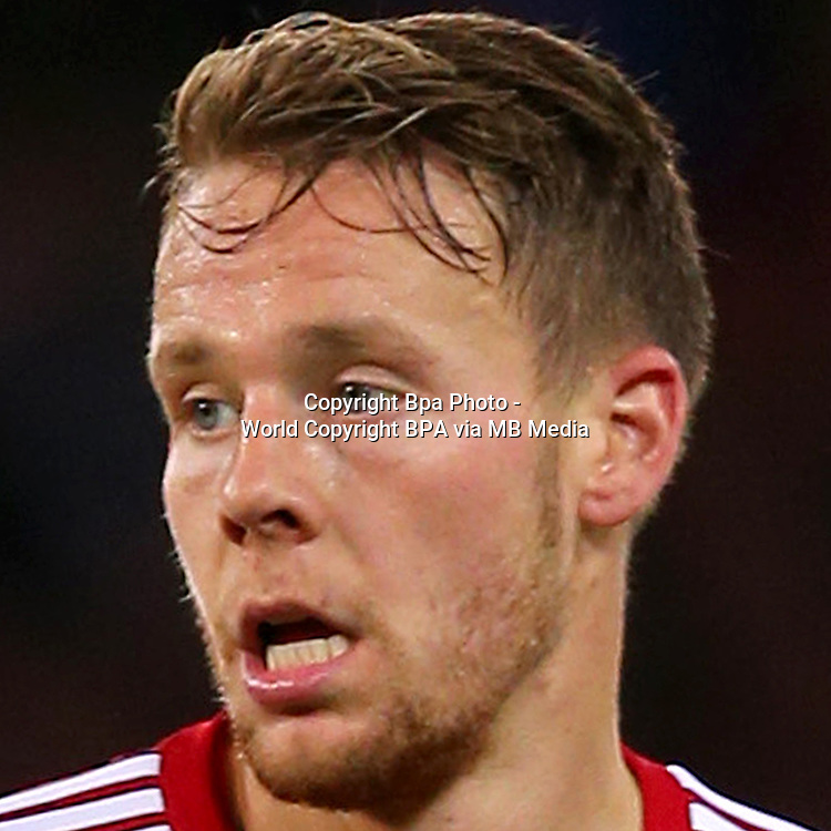 Uefa Euro FRANCE 2016 - <br /> Wales National Team - <br /> Chris Gunter