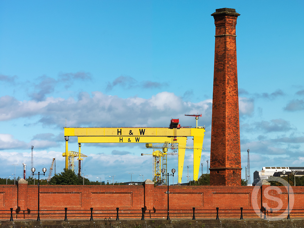 Photographer: Chris Hill, Harland & Wolff, Belfast