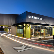 SBUX built by Sierra View G.C.