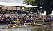 Henley, Great Britain.  Remenham Challenge Cup, GER W8+, Dortmund Rowing Centre, GERMANY, at the 2007 Henley Royal Regatta,  Henley Reach, England 07/07/2007  [Mandatory credit Peter Spurrier/ Intersport Images] Rowing Courses, Henley Reach, Henley, ENGLAND . HRR.