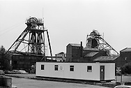 Darfield Main Colliery, Wombwell. National Coal Board Barnsley Area. 19-06-1985.