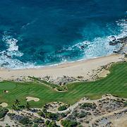 Cabo del Sol Golf Course. Los Cabos, Mexico.