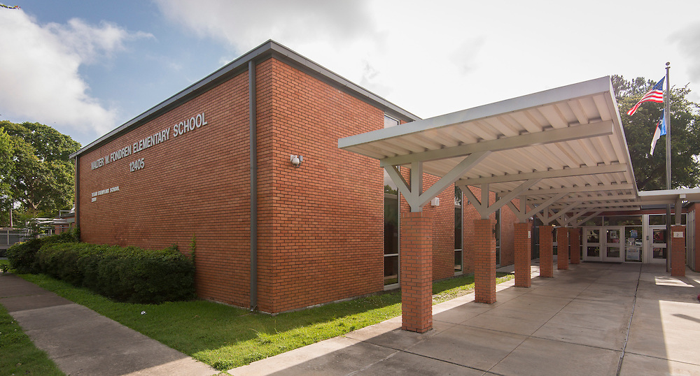 Fondren Elementary School, May 28, 2015.