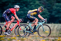 Attack with Koen Bouwman of Team LottoNL-Jumbo during 2017 National Road Race Championships Netherlands for Men Elite, Montferland, The Netherlands, 25 June 2017. Photo by Pim Nijland / PelotonPhotos.com | All photos usage must carry mandatory copyright credit (Peloton Photos | Pim Nijland)