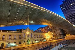 Patrimônio Histórico e Cultural de Porto Alegre, o Mercado Público Central foi inaugurado em 1869 para abrigar o comércio de abastecimento da cidade. Tombado como um Bem Cultural, tornou-se um ícone de compras da Capital do Estado. O Mercado possui, hoje, 110 estabelecimentos. FOTO: Jefferson Bernardes/Preview.com